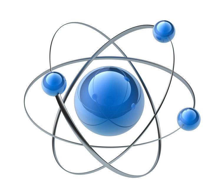 Mikrokosmos: Ein Atom