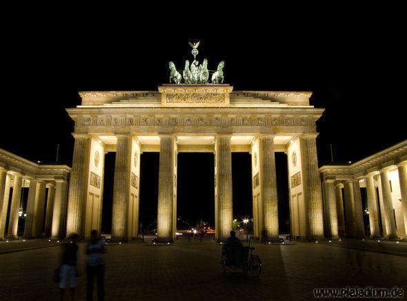 Trip in die Hauptstadt – Berlin 2010
