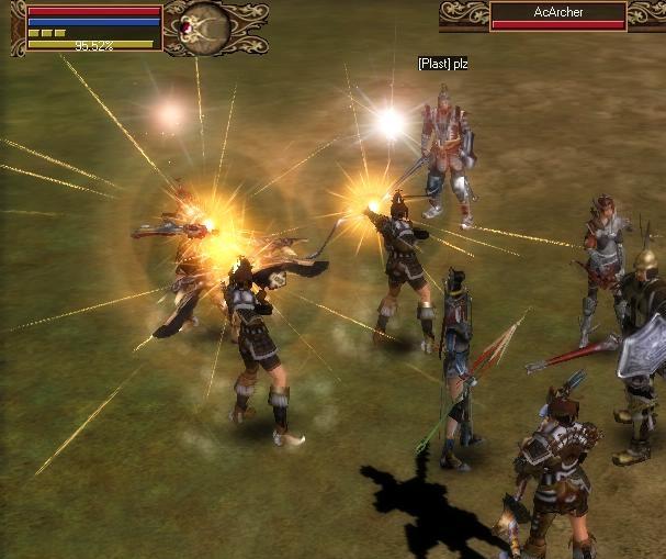 Kal Online Expert Archers