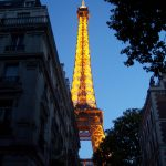 Two nights in Paris