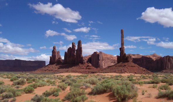 Vier Wochen Wohnmobil-Tour durch den Wilden Westen
