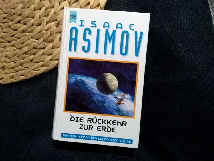 Isaac Asimov - Die Rückkehr zur Erde