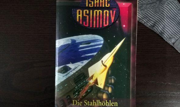 Isaac Asimov – Die Stahlhöhlen (Foundation Band 2)