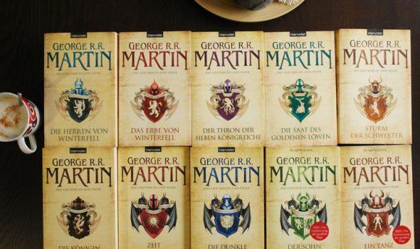 George R. R. Martin – Das Lied von Eis und Feuer
