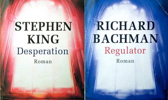 Stephen King – Desperation / Richard Bachman – Regulator