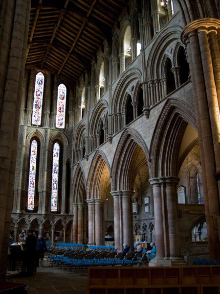 Nochmal Hexham Abbey