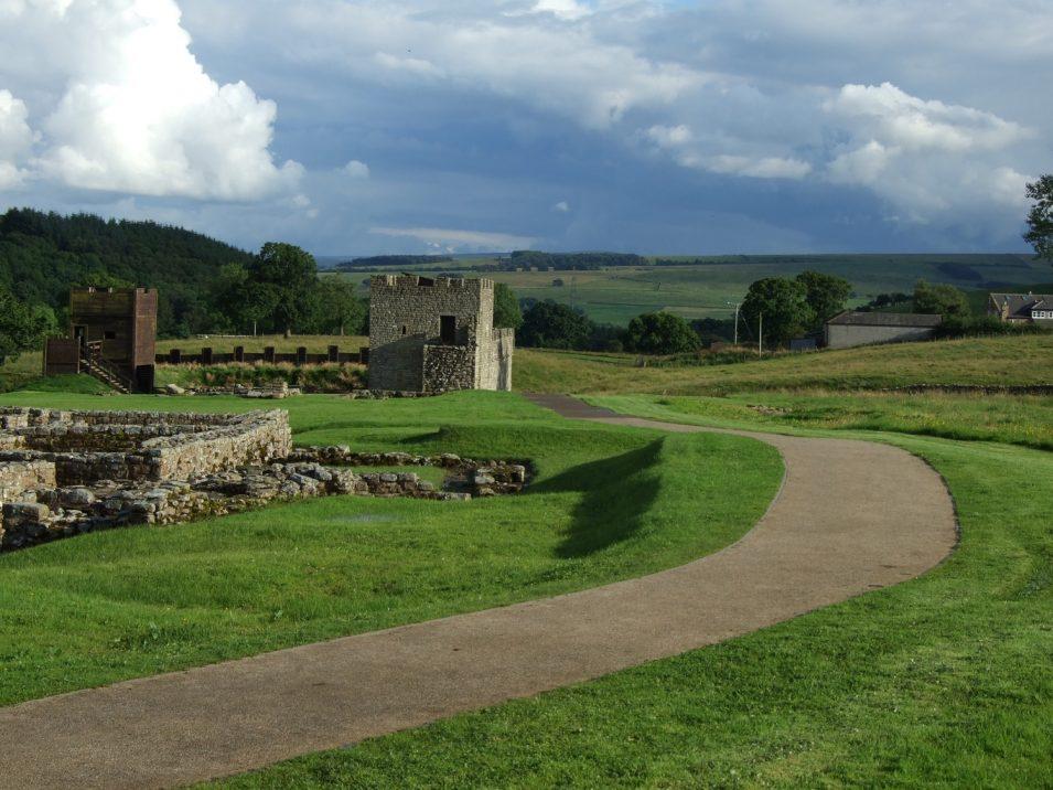 Römisches Kastell Vindolanda