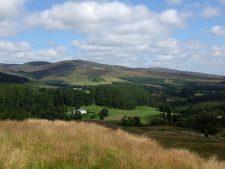 Wieder Schottland .. auf der Suche nach einem Signalposten (nicht gefunden)
