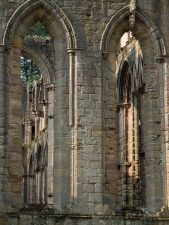 Ruine der Fountain's Abbey bei York