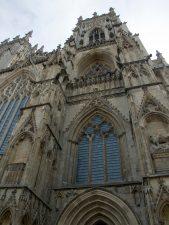 Minster of York - mal eine Kathedrale, die nicht kaputt ist :D