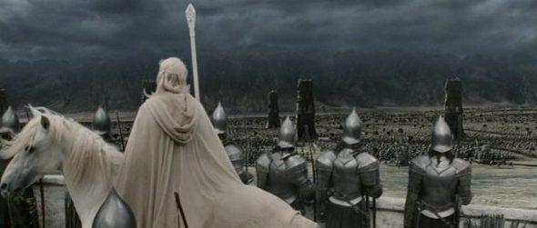 Die Schlacht um Minas Augsburg