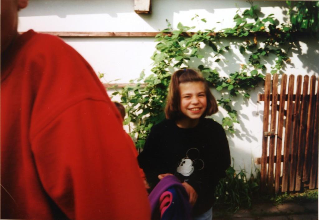 Cousine grinst (1994)