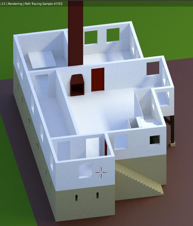 1. Stock - Wohnbereich