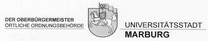 Post vom Bürgermeister, mit Pferdchen!