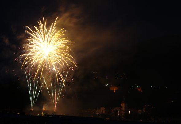 Feuerwerk in Heidelberg ^^