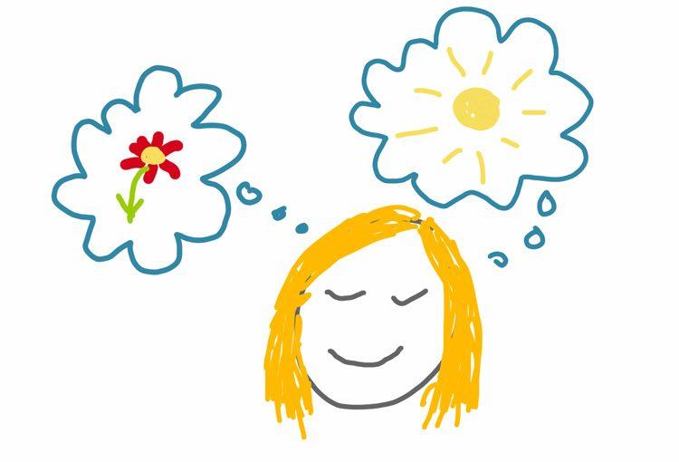 Introvertierte genießen Ruhe, Frieden und Zeit zum Nachdenken