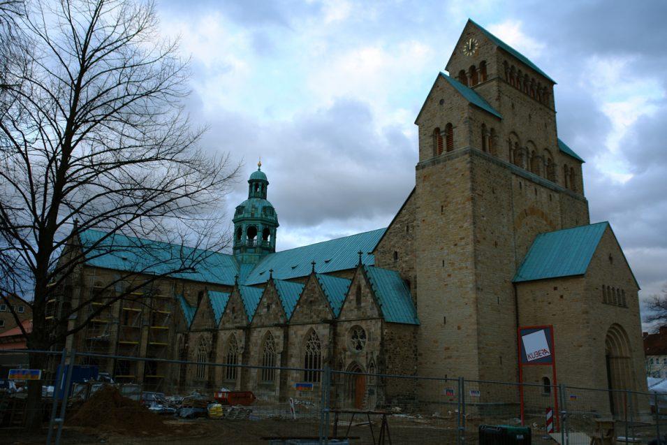 Hildesheimer Dom. Leider verbaustellt