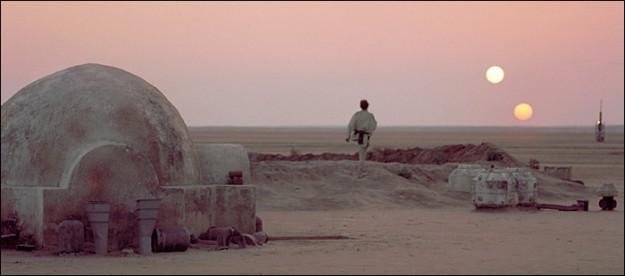 Onkel Owens Farm auf Tatooine