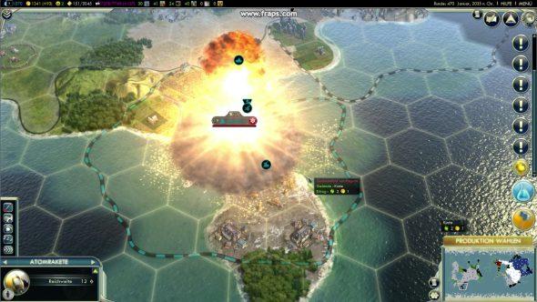 Civilisation V – Krieg und Expansion!