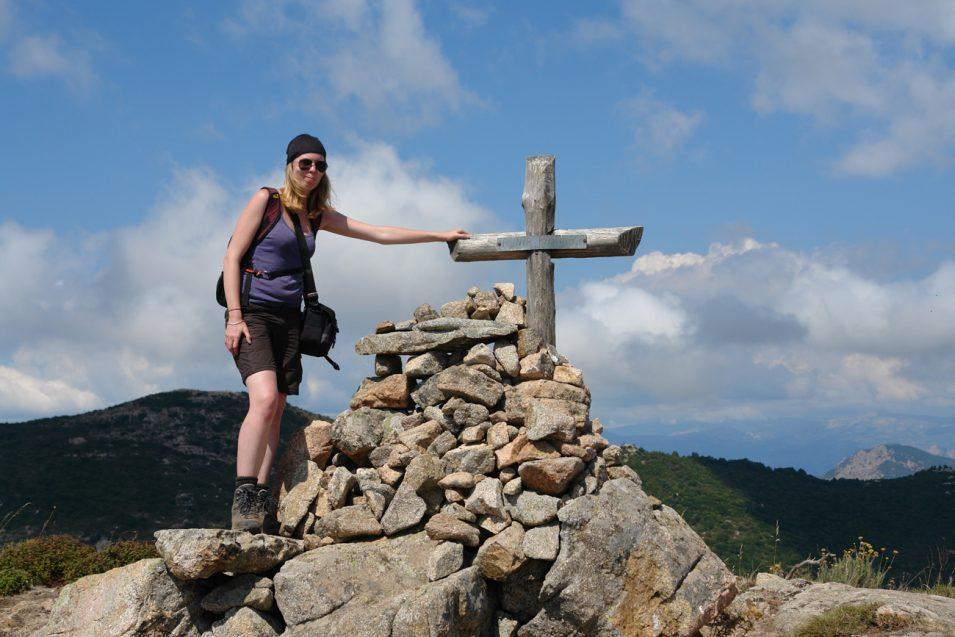 Der noch höhere Gipfel, etwa 30 Minuten später
