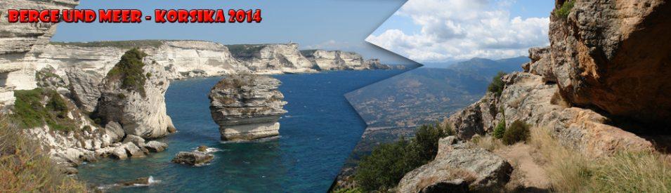 Rundtour durch Korsika