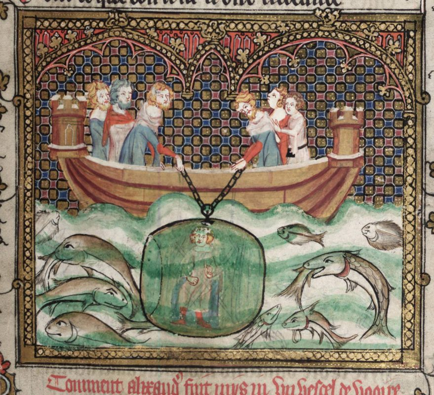 Buch: MS. Bodl. 264 in der Bodleian Library, Oxford