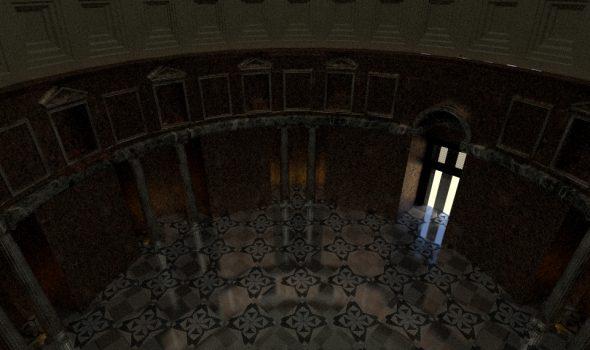 Pantheon Remake