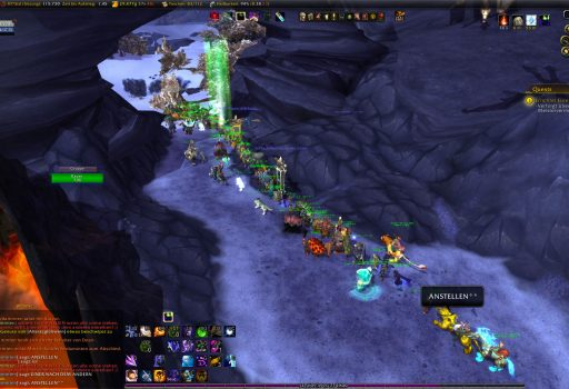 WoW Warlords of Draenor Release 2014