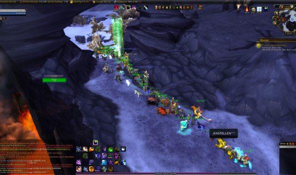 Sozialstudie in World of Warcraft