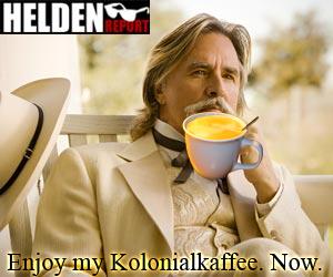 Heiße Milch mit Kaffee und Rum