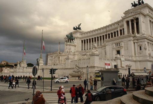 Italienisches Nationaldenkmal