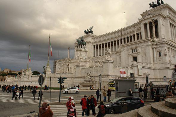 Ruinen und Kirchen – Rom 2015