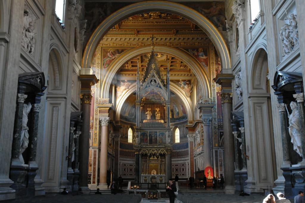 Nochmal San Giovanni in Laterano