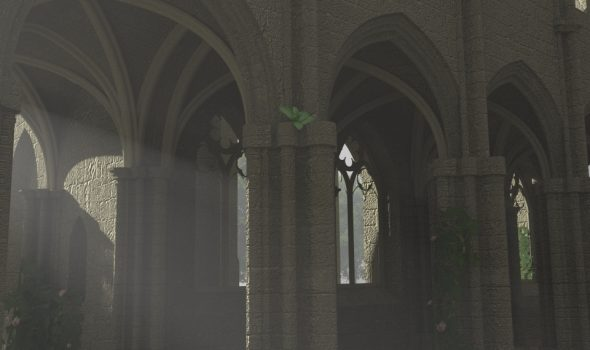 Kathedrale – fertig ruiniert?