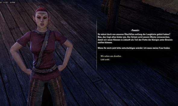 Grenzwertiger Kommentar: Kleine, saubere Elder Scrolls Online-Welt