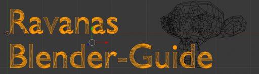 Blender Guide für Anfänger