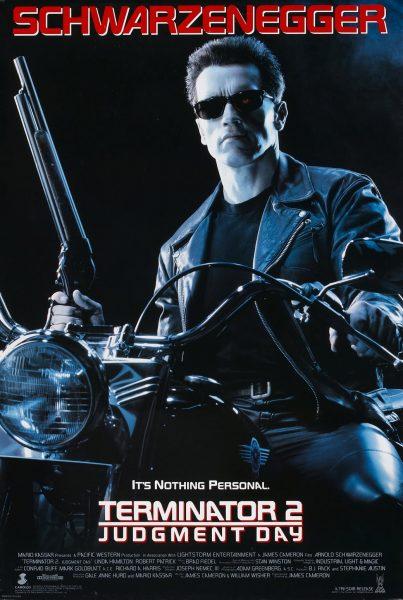 Filmplakat Terminator 2