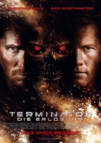 Filmplakat Terminator 4