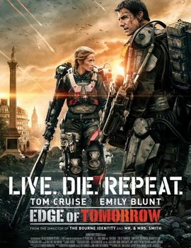 Film: Edge of tomorrow – Live, die, repeat