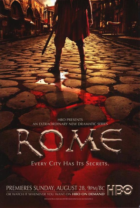 """Vergleich der Serie """"Rome"""" mit der historischen Wirklichkeit"""