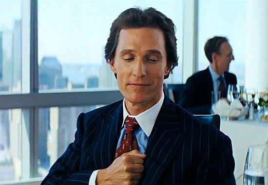 Matthew McConaughey ist auch dabei :D