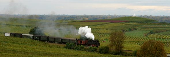 Musikalische Railroad-Romantik :D