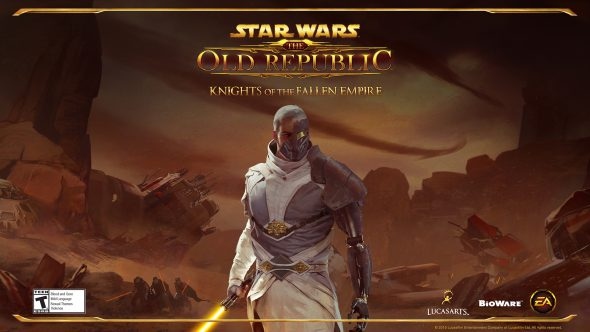 "Star Wars – The old Republic: Addon ""Knights of the Fallen Empire"""