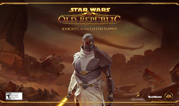 """Star Wars – The old Republic: Addon """"Knights of the Fallen Empire"""""""