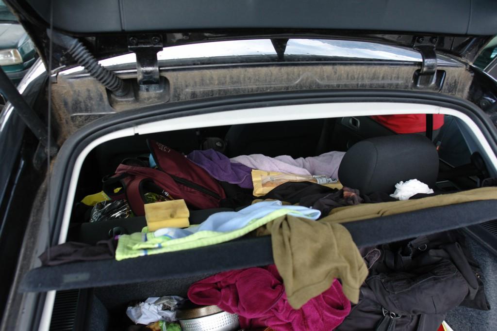 Unterwegs auf Korsika mit dem mobile Home