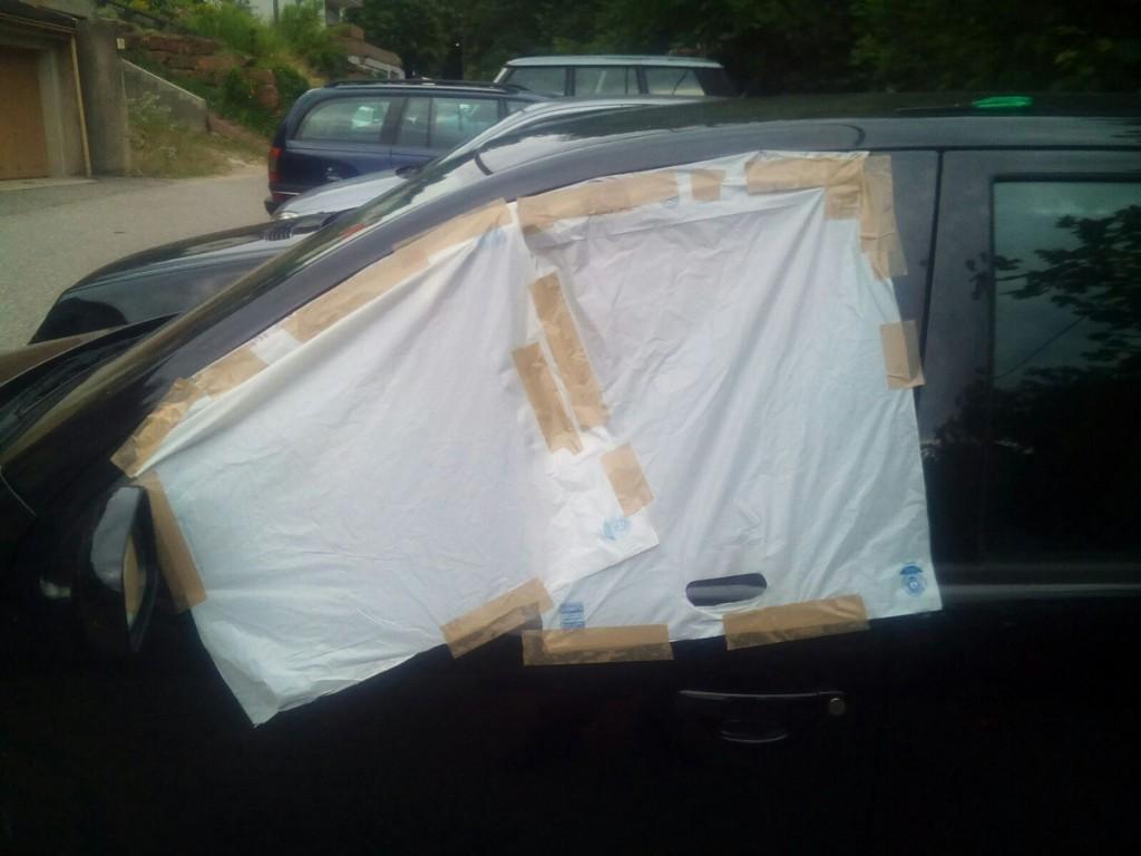 Fensterscheibenheber kaputt