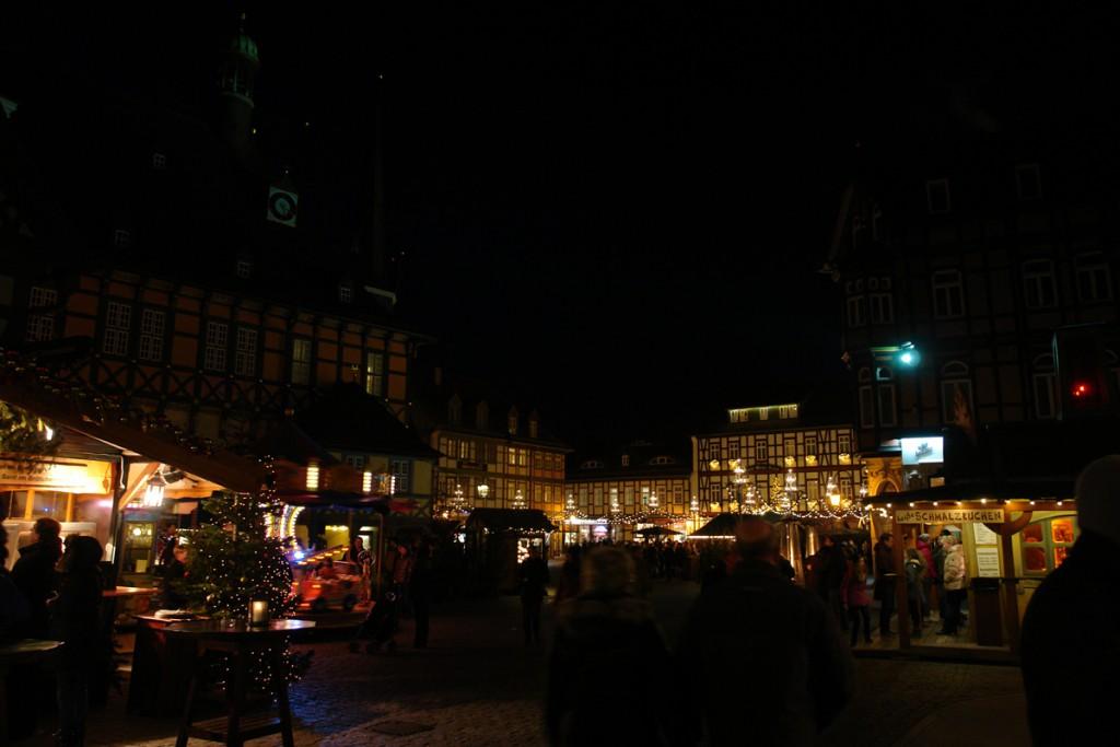 Weihnachtsmarkt in Werningerode