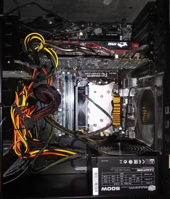 Blick in die Hardware: RAM hinüber?
