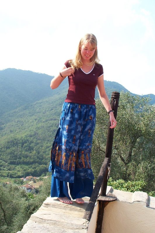 2002 in Ligurien