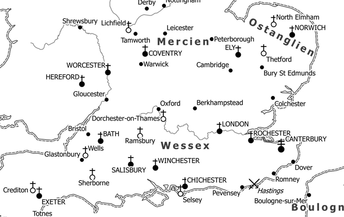 England um 1135